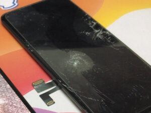 iphone11pro 画面修理 修理 iphone11,promax, 交換 山梨 甲府昭和 zoom