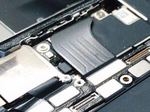 iphoneX 基盤修理 データ復元 iphone 基盤故障 zoom 山梨 甲府昭和