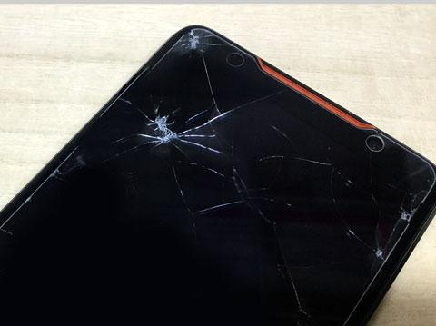 ASUS ROG Phone 画面交換 ガラス修理 エイスース 修理 zoom 交換 山梨 甲府昭和