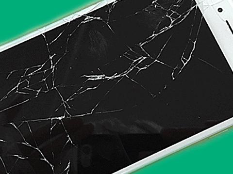 iphone8 ガラス割れ 画面修理 アイフォン バッテリー交換 zoom 山梨 修理 甲府昭和